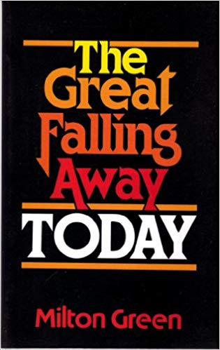 Great Falling Away